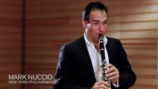 Mark Nuccio on the Reserve Mouthpiece