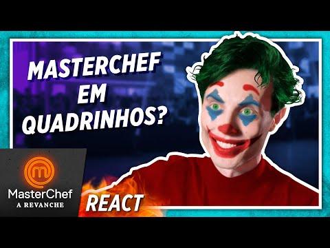 MASTERCHEF BRASIL REACT: VOLTAMOS, BRASIL!