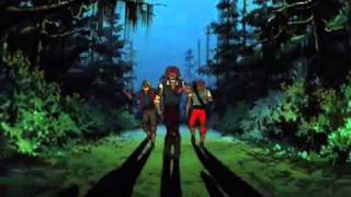 Scooby Doo on Zombie Island - It