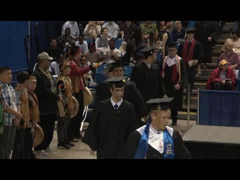 UAF - 2016 - Commencement Ceremony part 1 #uafgrad16