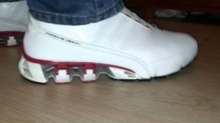 Посылка с алиэкспресс кроссовки Adidas Porsche Design