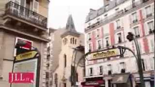 Bureaux à louer à Paris 17ème, rue Jouffroy d
