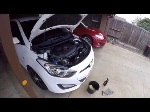Hyundai I30 How To Clean Your Engine Bay Without Getting It Wet