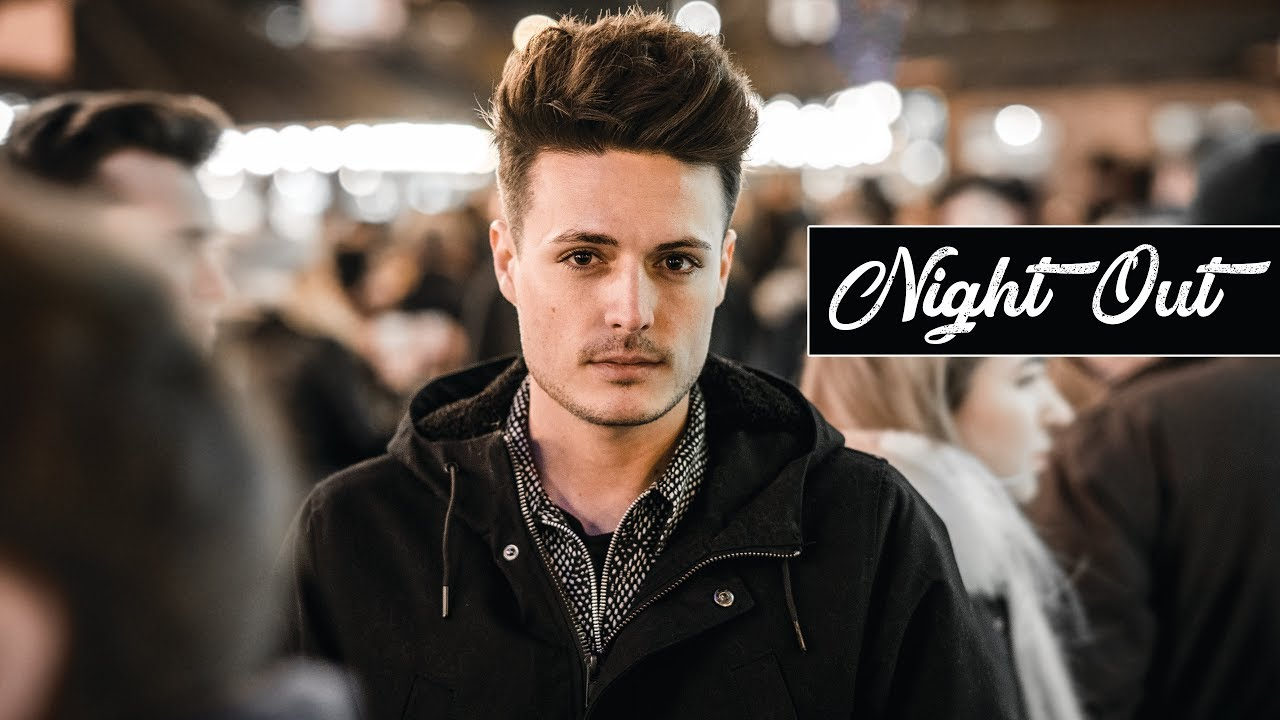 The BEST Night Out Routine My Night Out Hairstyle Grooming - Cool hairstyle pics