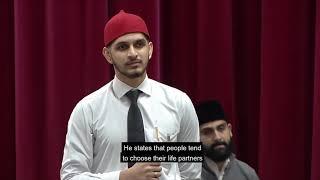 Can a Waqf Nau marry Non Waqf Nau