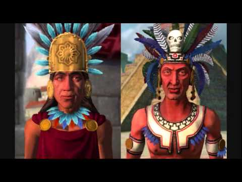 CIV: Colonization Diplomacy Music - Huayna Capac and ...