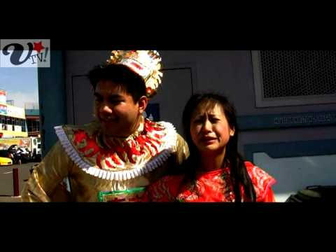 Vietlish Adventures - Episode 5 - Folklore of Mr Cuoi and Ms Hang Nga, feat Thanh Bui Mirror parody