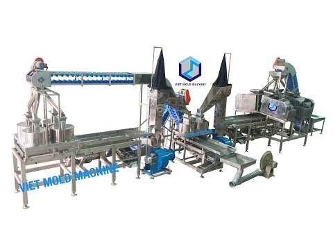 Cashew Shelling Machine SM800 (New version 2017)