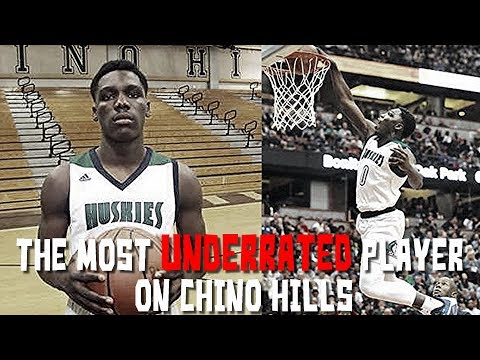 The MOST UNDERRATED Player on Chino Hills
