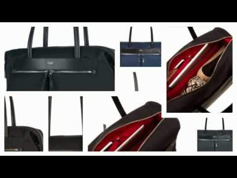 Knomo Mayfair Curzon Shoulder Tote - LuggageFactory.com