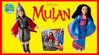 NEW Disney Mulan Fashion Doll
