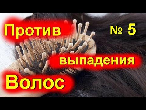Маски для укрепления волос -