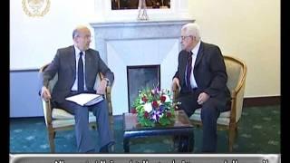السيد الرئيس محمود عباس