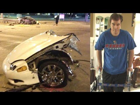 23-Year-Old Survives Horrific Car Crash Involving Alleged Drunk Driver