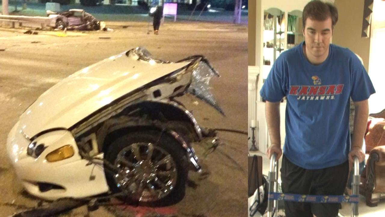 23-Year-Old Survives Horrific Car Crash Involving Alleged Drunk Driver