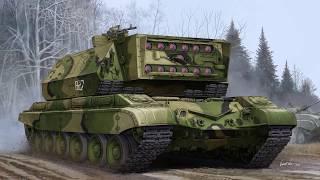 가장 비밀에 붙여진 엄청난 군사 차량 10대