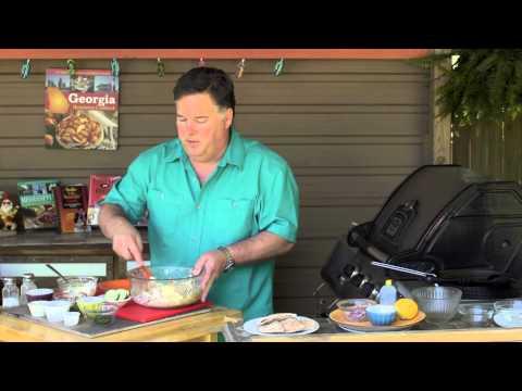 Grilled Shrimp Cucumber Salad Recipes : Patio Grilling
