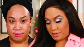 VALENTINES DAY MAKEUP TUTORIAL | PatrickStarrr