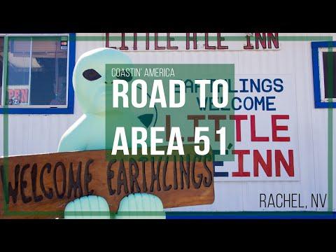 Coastin' America: Area 51