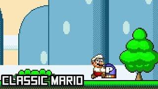 Classic Mario (Demo) • Super Mario World ROM Hack