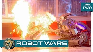 Robot Wars: Episode 2 Battle Recaps 2017 - BBC Two