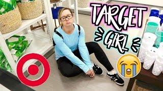 SICK GIRL IN TARGET!! AlishaMarieVlogs