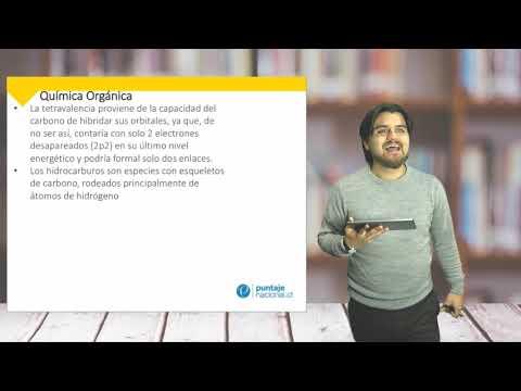 Química - Química Orgánica II - Clase N°18 2019