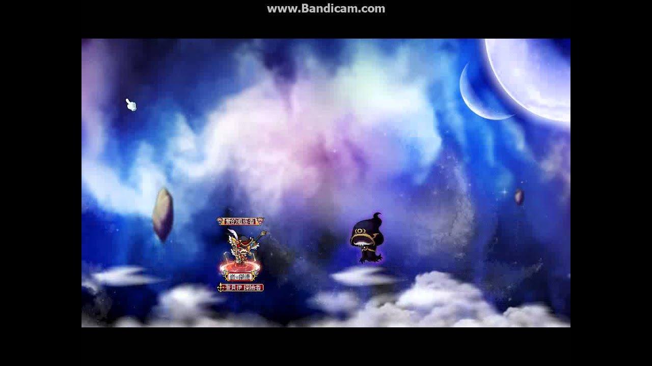 新楓之谷 黃昏的勇士之村主線任務 - YouTube
