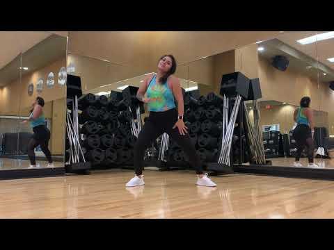 Latin Urban - choreo by Noelle Fraire Dance Fitness - Booty