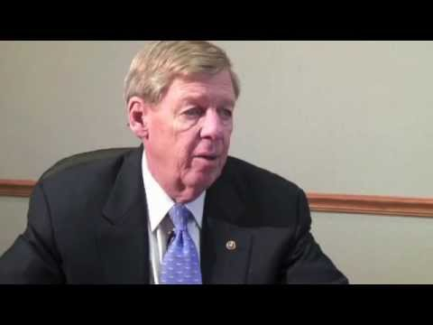 Johnny Isakson diagnosed with Parkinson