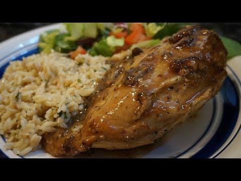 Chicken Marsala - Made In The Crock Pot