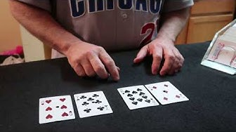 BASICS OF BACCARAT | WHEN ARE CARDS DRAWN? | CASINO BACCARAT - PUNTO BANCO