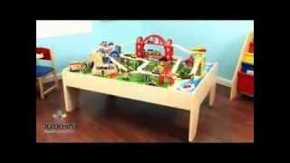 Kidkraft Train Table Metropolis Set And Kidkraft Dollhouse Best Buy Match To Any Play Area!