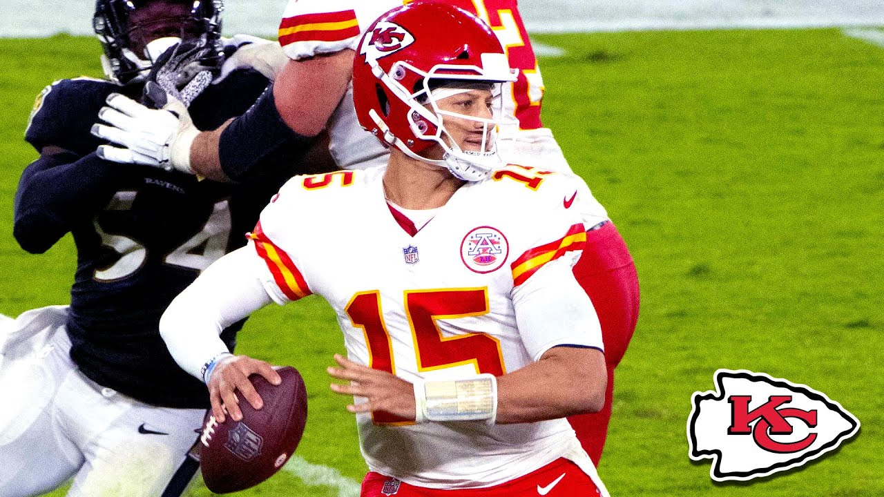 Chiefs Rip Ravens with Patrick Mahomes - NFL's Top Team