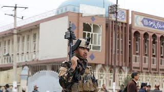 Afganistan'da Şii camisine DEAŞ saldırısı: en az 30 ölü