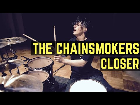 The Chainsmokers - Closer (T-Mass Remix)  - Drum Cover