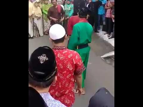 Serumpun padi palang pintu bang taufik dan mpo eli