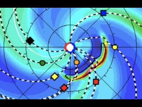 CME Expected Tomorrow, Galactic Magnetic Wave Detected | S0 News May.11.2021