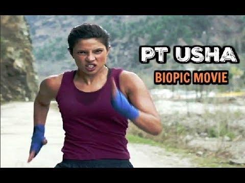 PT Usha Biopic Movie Ft Priyanka Chopra Coming Soon