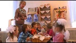 """Детский сад № 323. Открытое занятие """"Русь. Быт и традиции"""""""