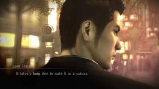 Yakuza 0 - начало игры на русском языке. Глава 1, часть 1 - летсплей, прохождение