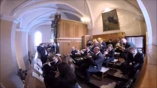 Marsz weselny Wagnera (Lohengrin) + Pod Twą obronę - Bialska Orkiestra Dęta
