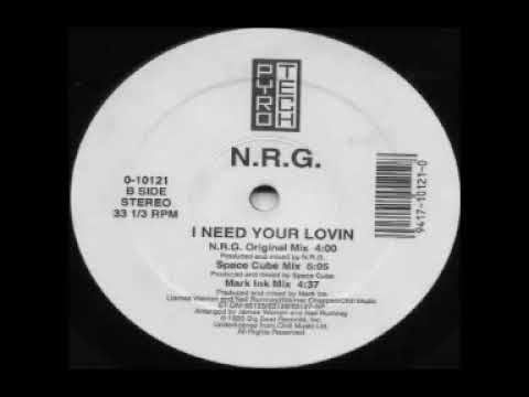 I need your Lovin - NRG (original mix) 1992