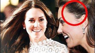 Почему Кейт Миддлтон носит волосы распущенными?