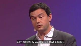 Thomas Piketty - Nierówności na nowo przemyślane