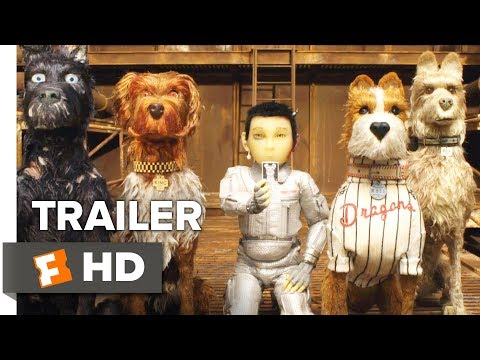 Trailer: Isle Of Dogs