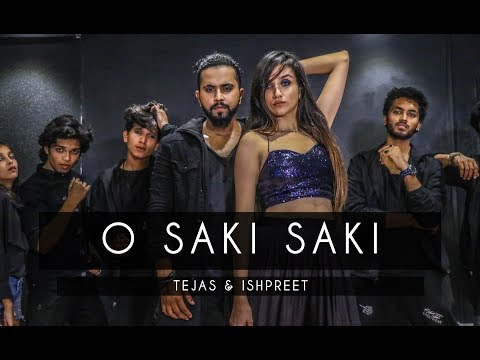 Download Lagu  O SAKI SAKI | Tejas Dhoke & Ishpreet Dang | Dancefit Live Mp3 Free