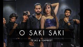Download lagu O SAKI SAKI | Tejas Dhoke & Ishpreet Dang | Dancefit Live