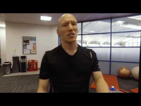 WR Davies C-HR Workout Challenge @ Stafford Leisure Centre