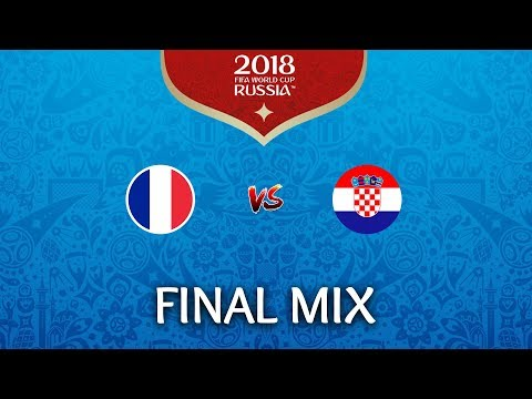 France vs Croatia ⚡️ World Cup Final 'Hype Up' Music Mix